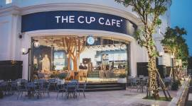 The Cup Cafe - Vincom Dĩ An