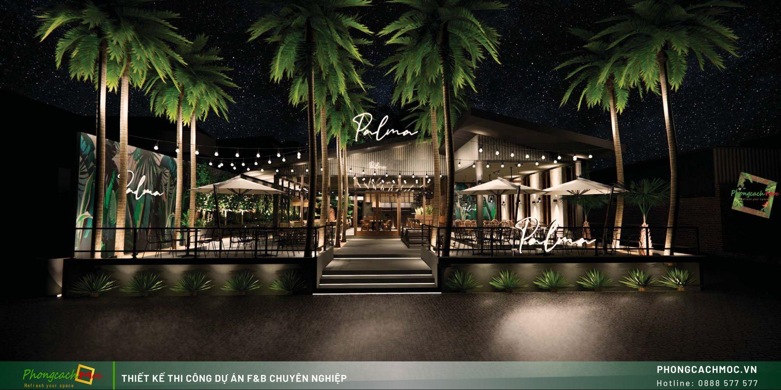 Dự án Palma The Garden Coffee - Vũng Tàu