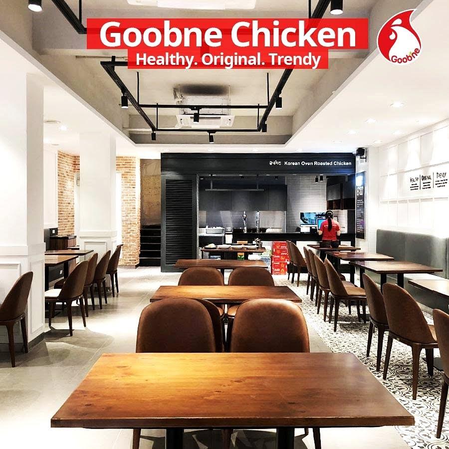 Nhà hàng gà Hàn Quốc