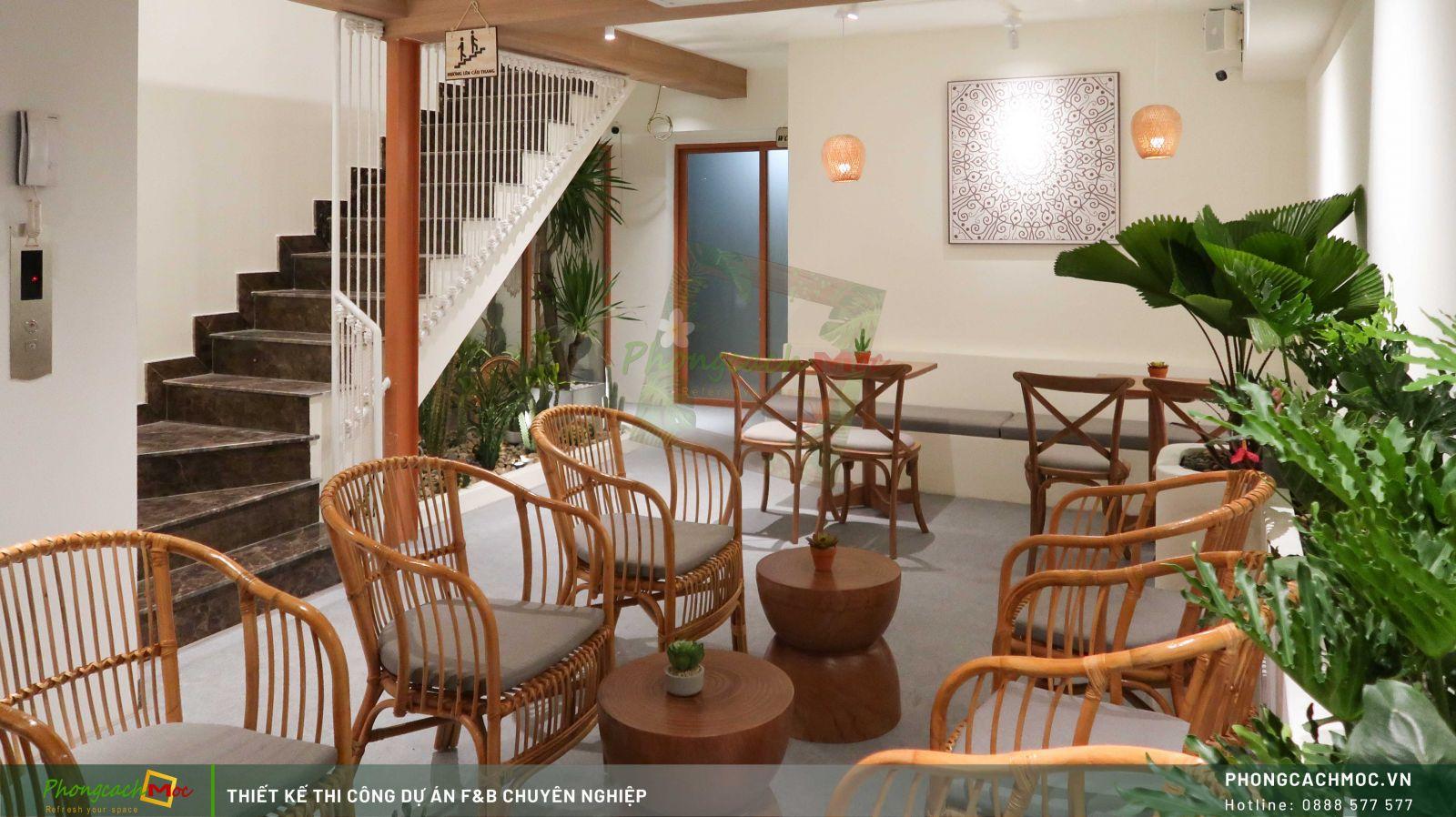 Aloha Coffee quận 7 - Hình ảnh hoàn thiện