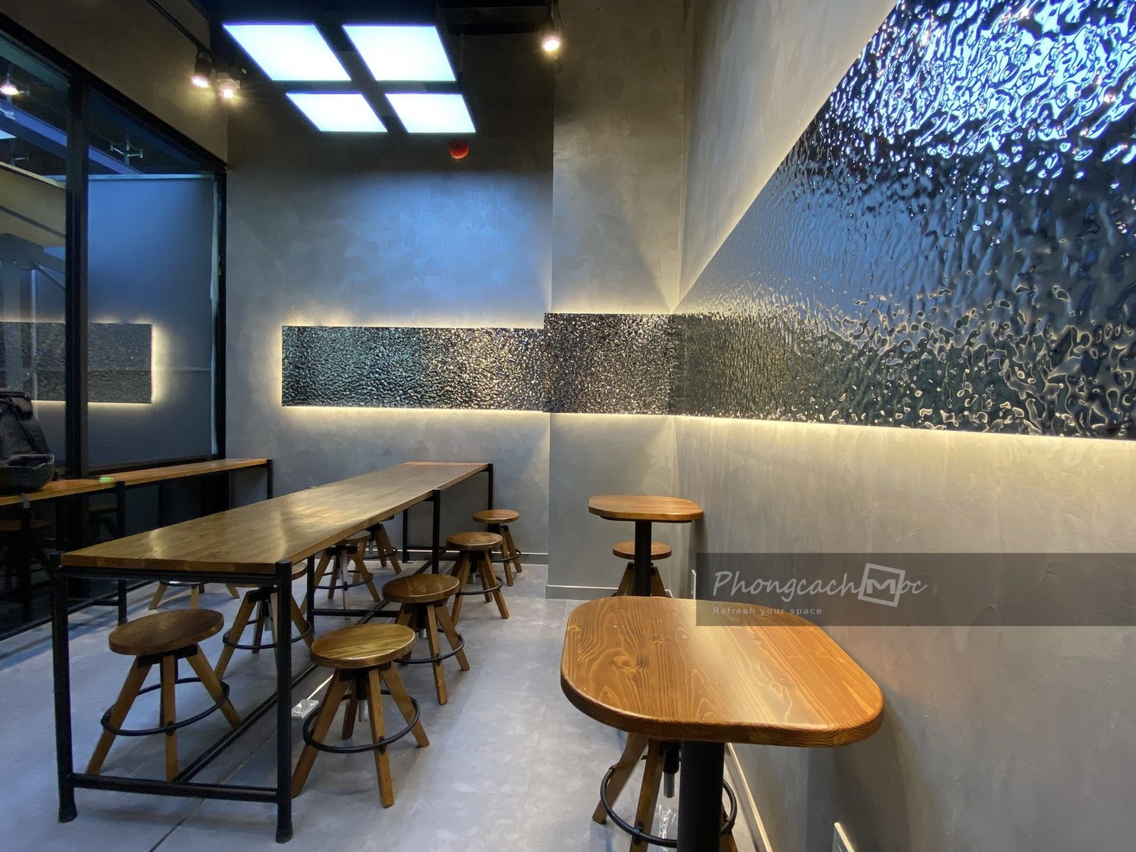 Thi công quán cafe Simplicite Cafe