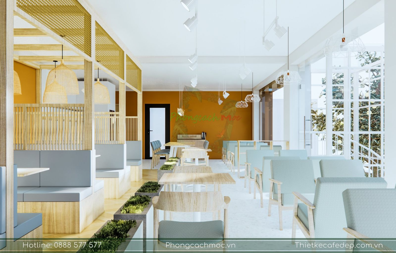 thiet-ke-quan-cafe-145-coffee-Binh-Duong-43
