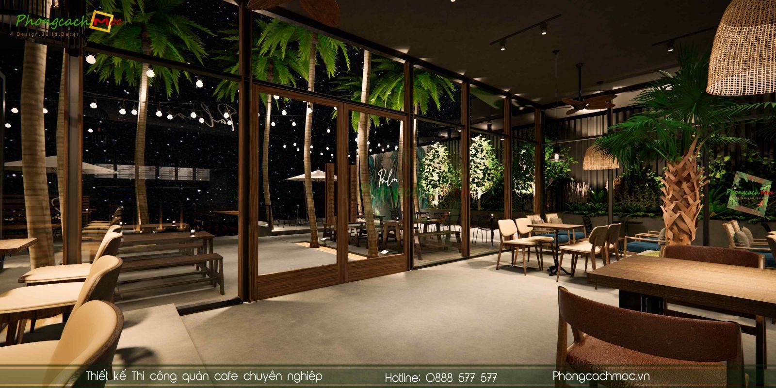 Thiết kế không gian Palma Garden
