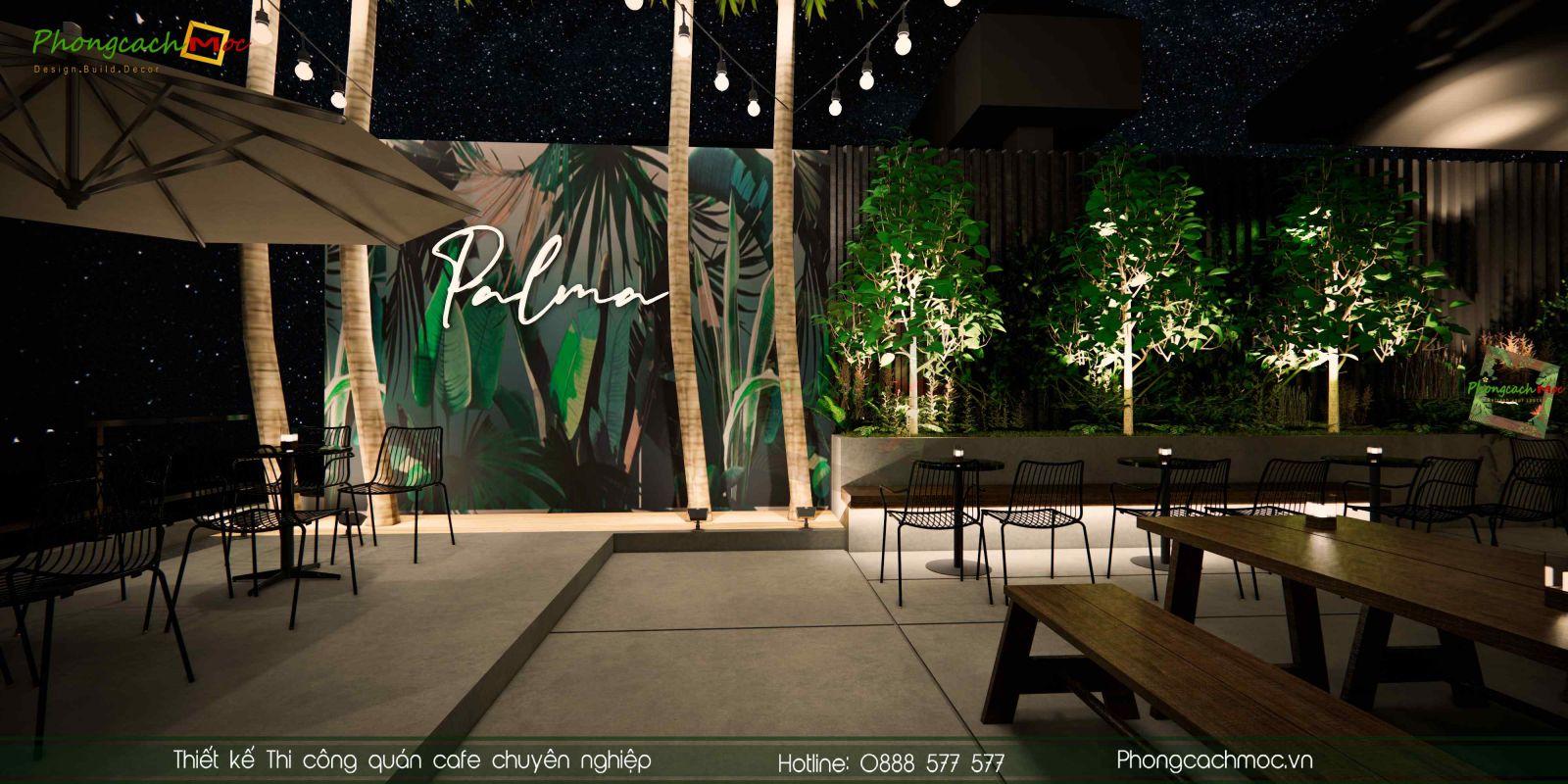 Thiết kế nội thất Palma Garden