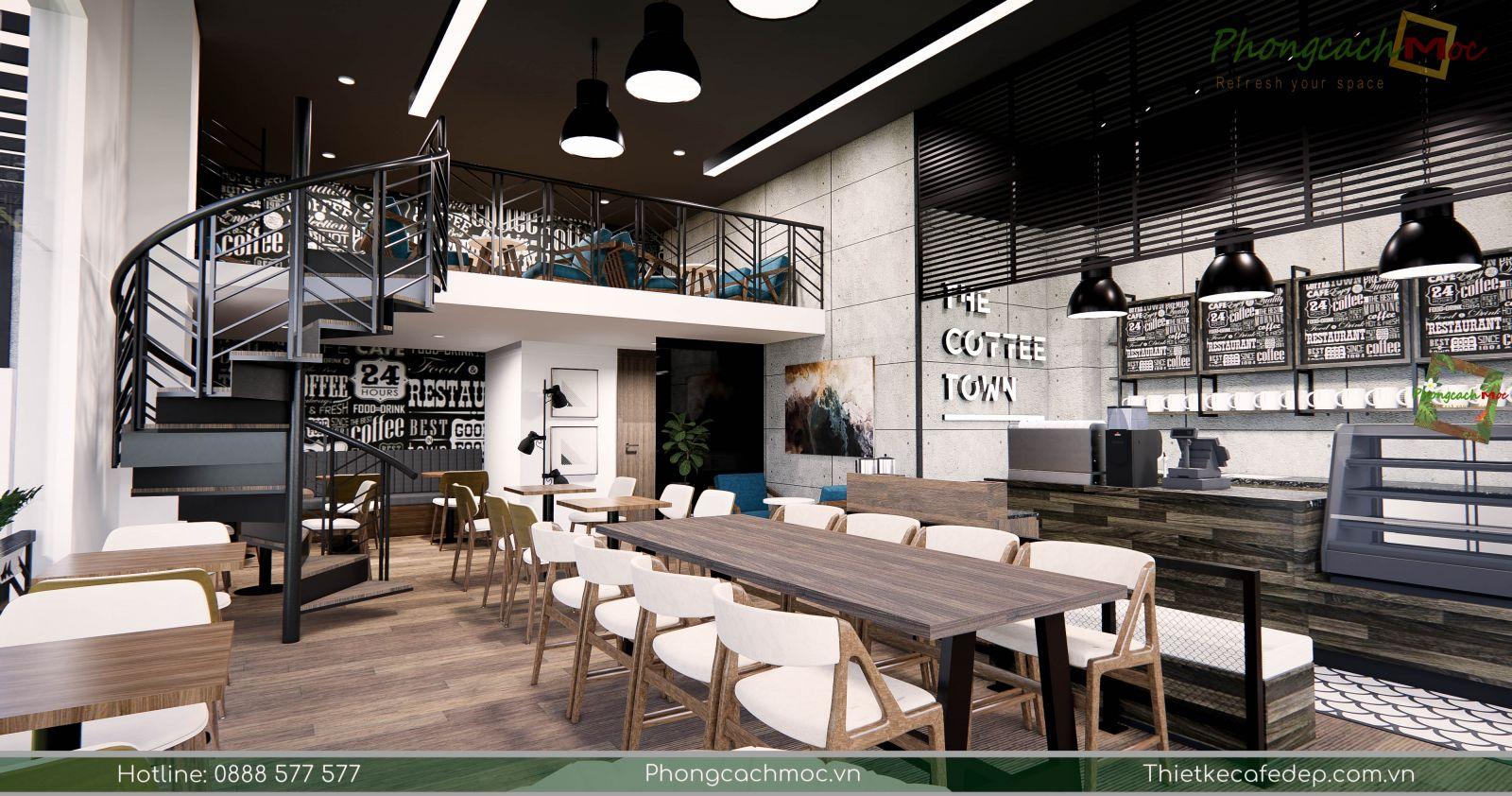 thiet-ke-quan-cafe-the-coffee-town-khong-gian-chinh-5