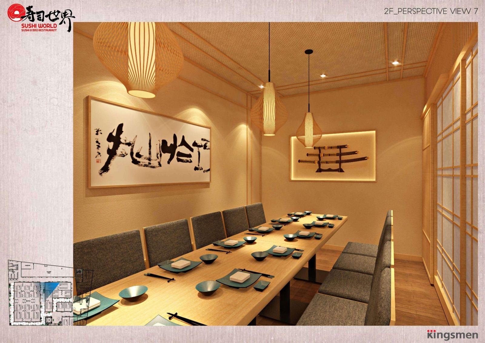 thiết kế những bộ bàn nhóm kết hợp ghế đơn hoàn hảo trong không gian nội thất