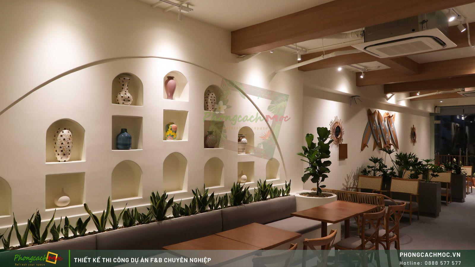 Quán cafe Aloha Quận 7