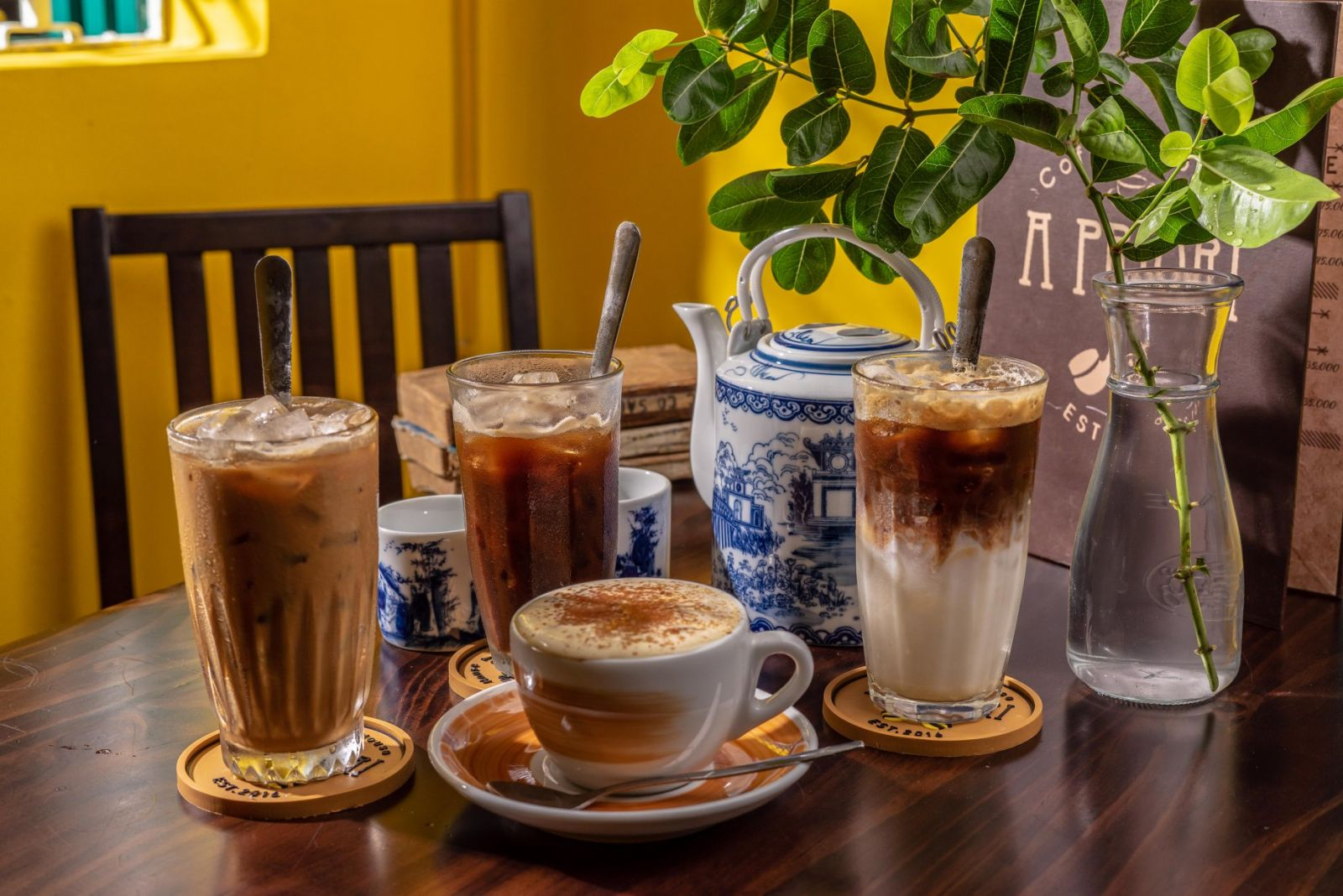 Quán cafe A Priori Coffee House
