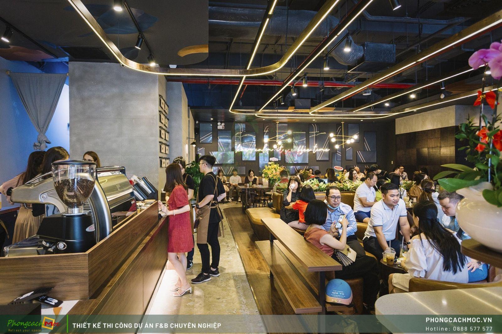 Quán cafe Brewlab quận 10