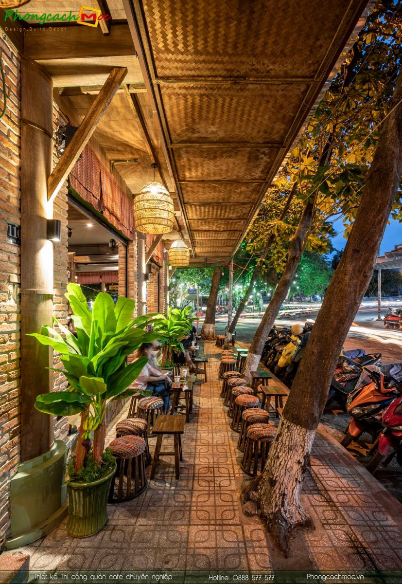 Quán cafe Nhà của Mị