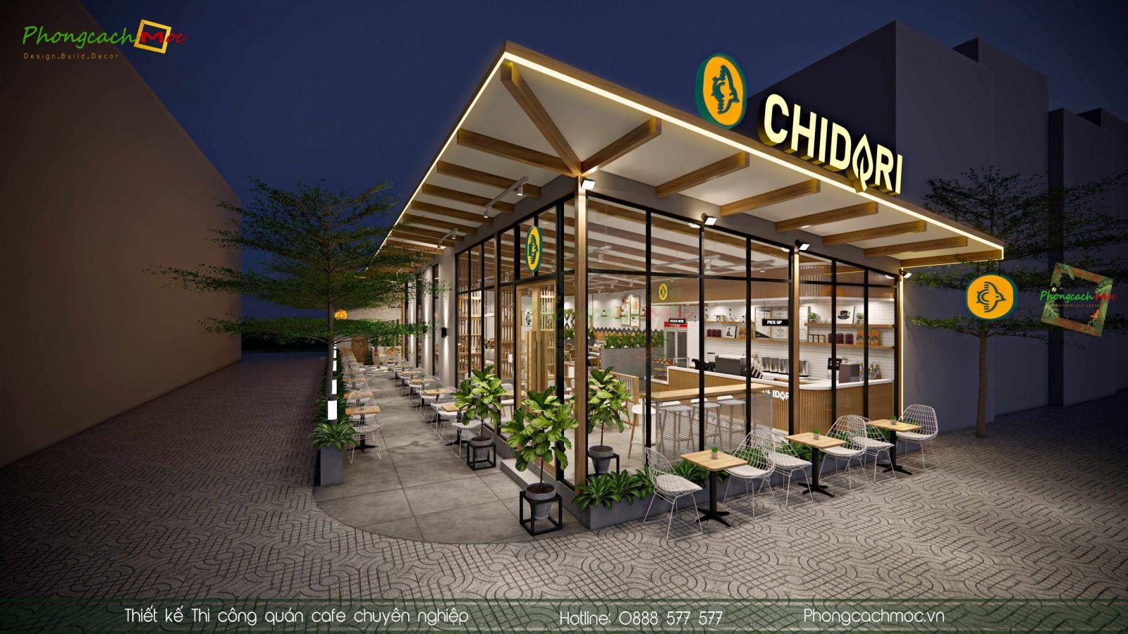 Chidori Coffee & Tea